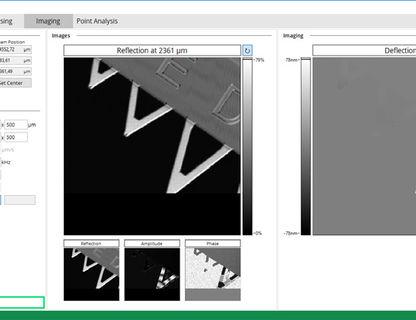 PICOSCALE Vibrometer Controllers & Accessories - SmarAct